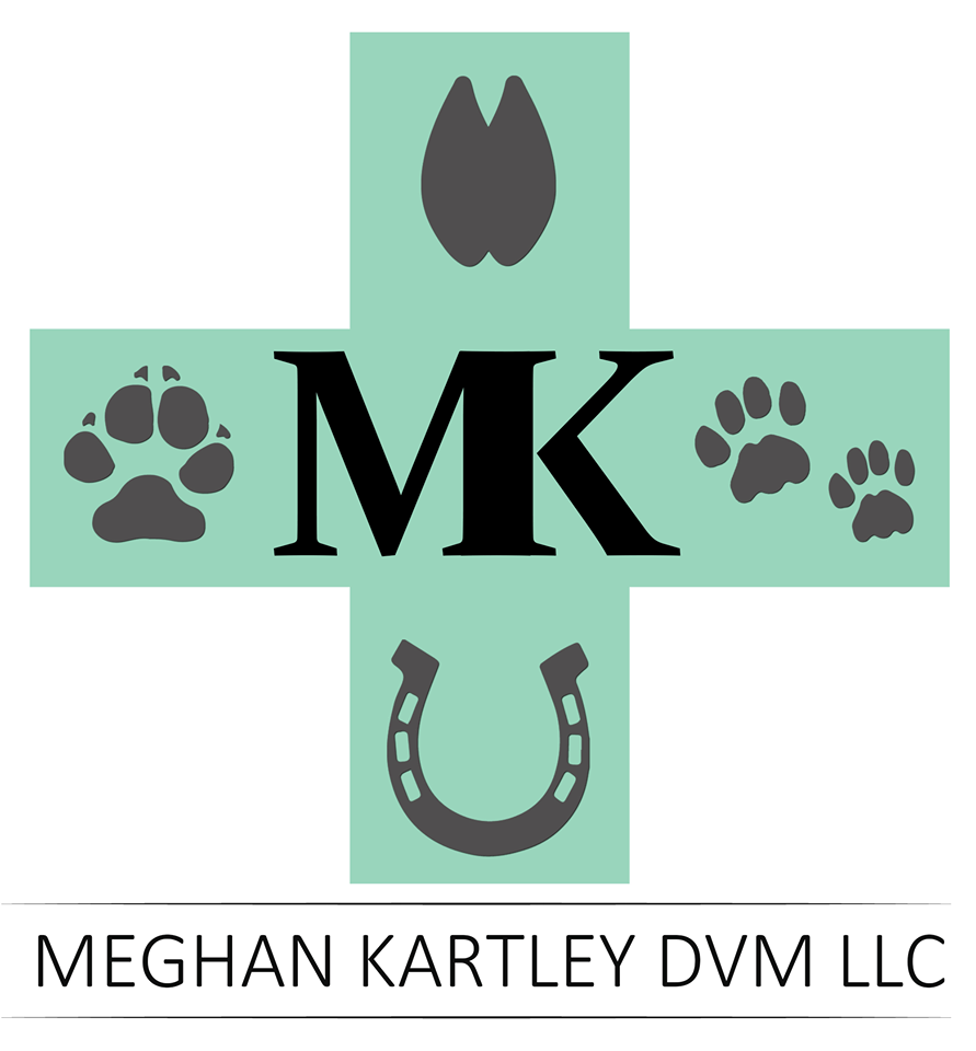 Meghan Kartley DVM Logo